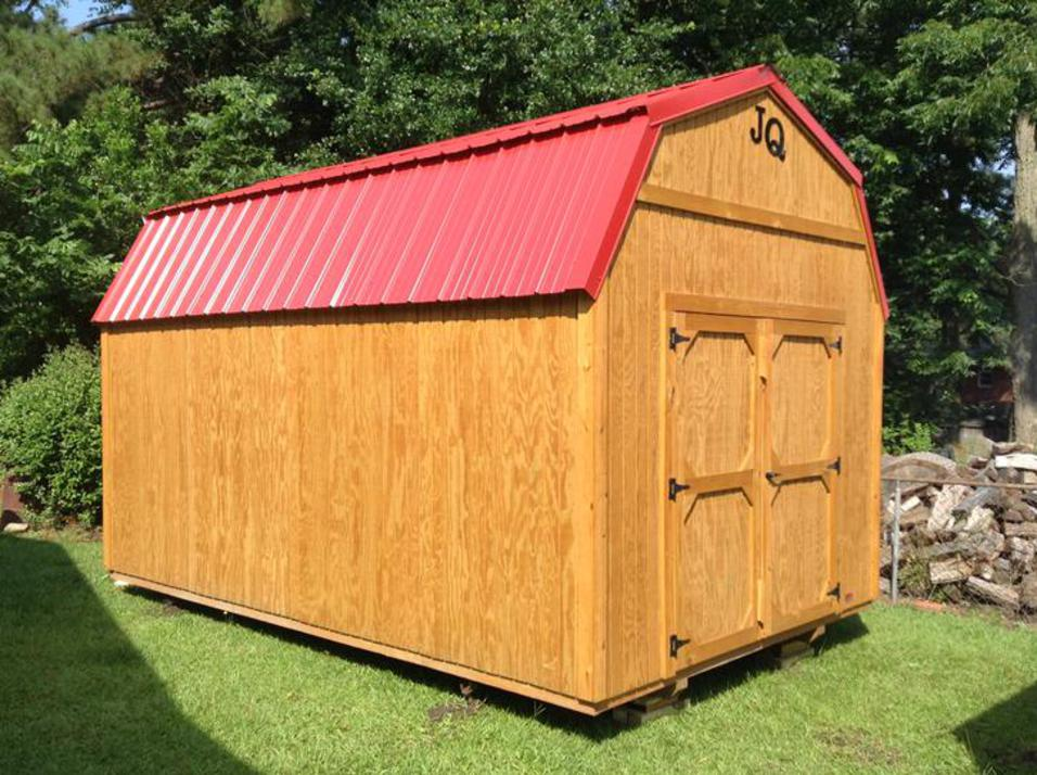 We Offer Quality Portable Storage Buildings And Sheds With Friendly Service.